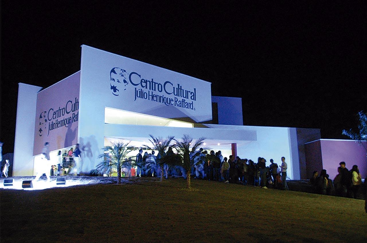 Centro Cultural de Rafard