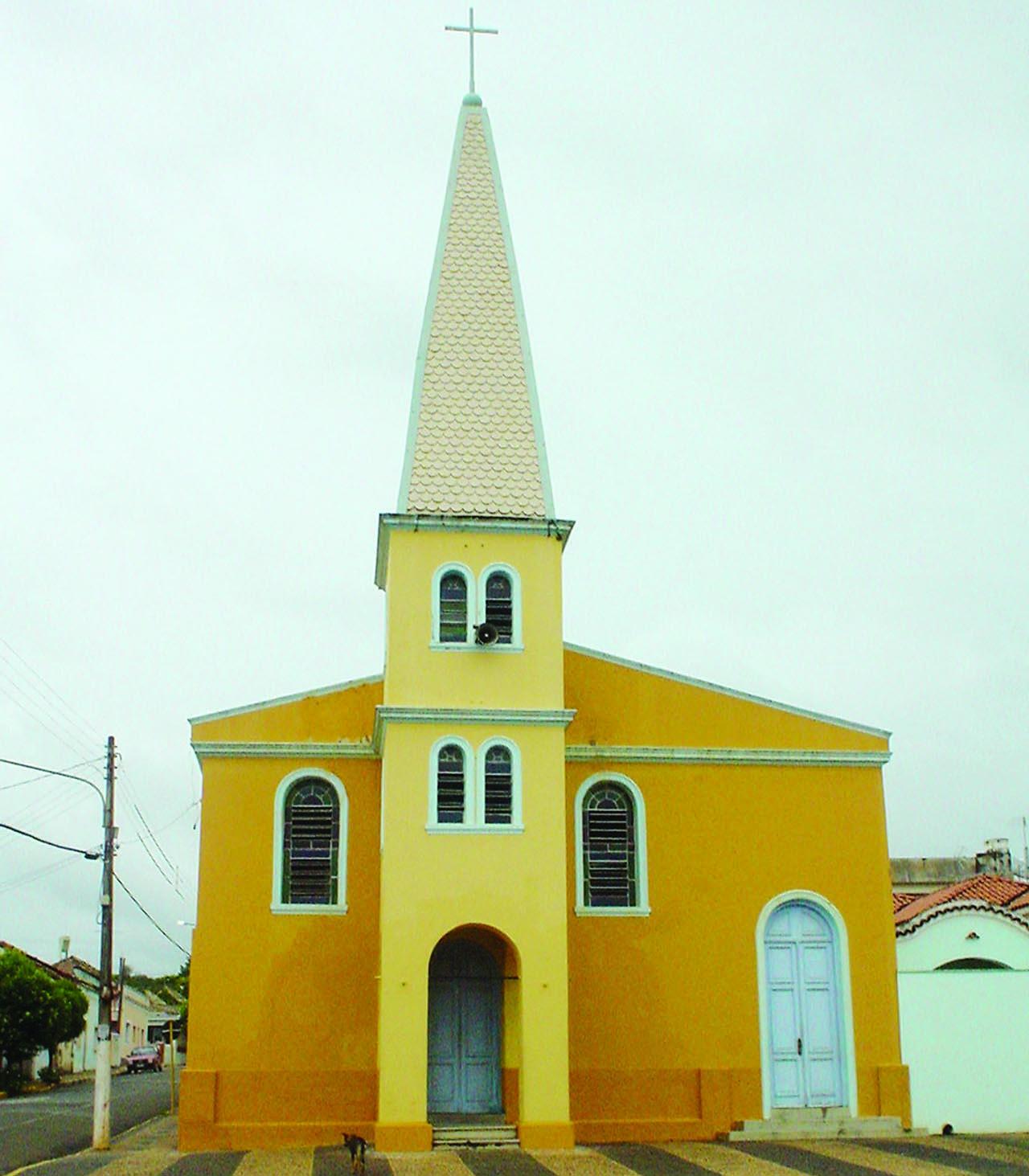 Igreja Matriz N. S. de Lourdes