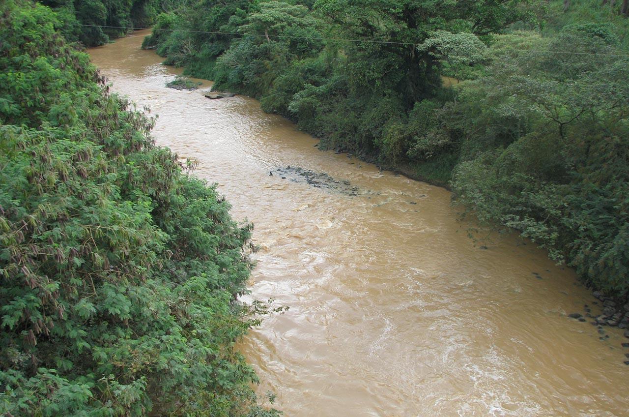 Represa da Fazenda Santa Rita