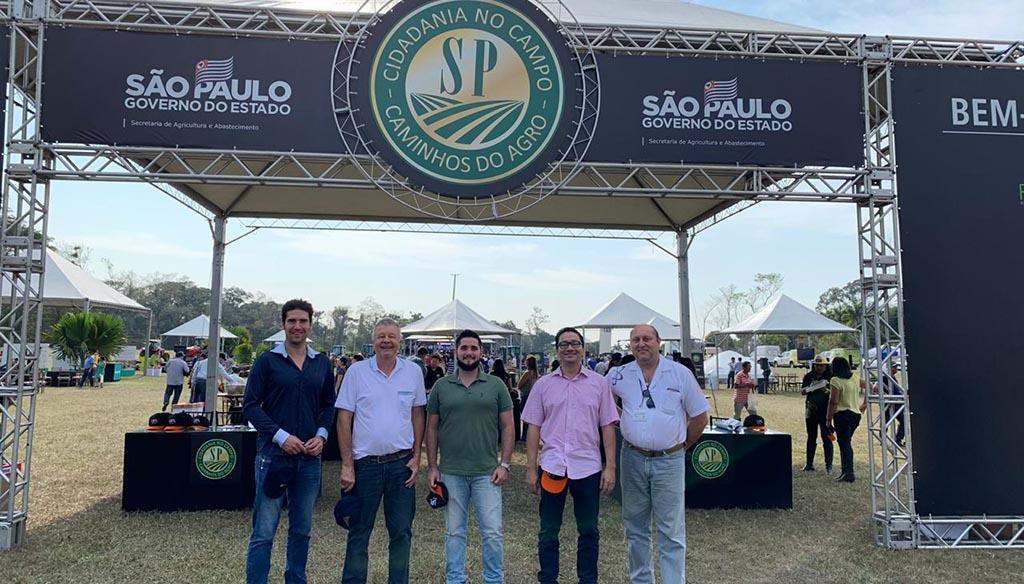 You are currently viewing Chefe do Meio Ambiente de Rafard participa de Dia de Campo com o Governador João Dória