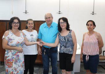 Prefeito Carlão faz entrega das chaves, e CRAS terá novos espaços para desenvolver atividades sociais