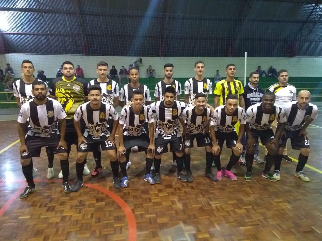 Resultados da 3ª Rodada do Campeonato Regional de Futsal de Rafard