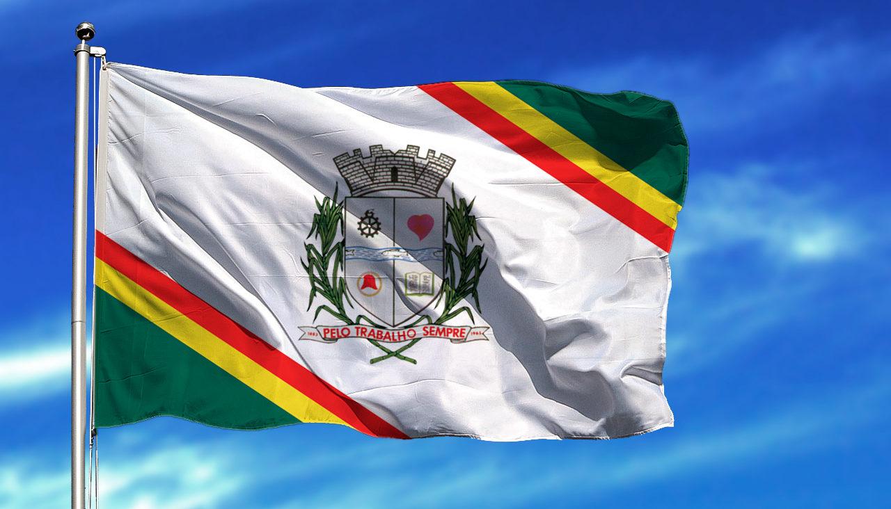 Bandeira do Município de Rafard