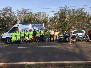Parceria com Rodovias do Tietê traz campanhas de prevenção na saúde e trânsito em Rafard