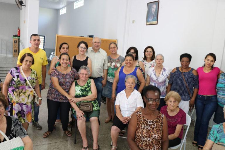 Rafard celebra semana do idoso com diversas atividades especiais