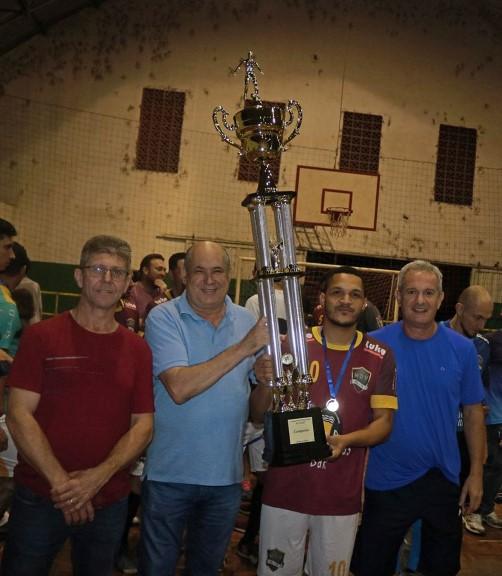 Meninos da Vila conquistam o Campeonato Regional de Futsal de Rafard
