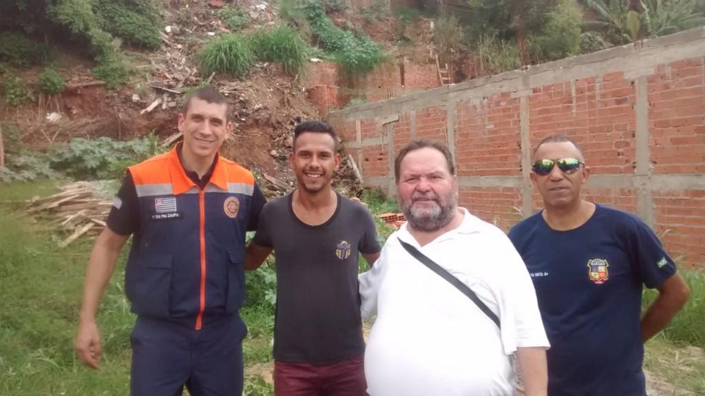 Defesa Civil de Rafard participa de capacitação para temporada de chuvas