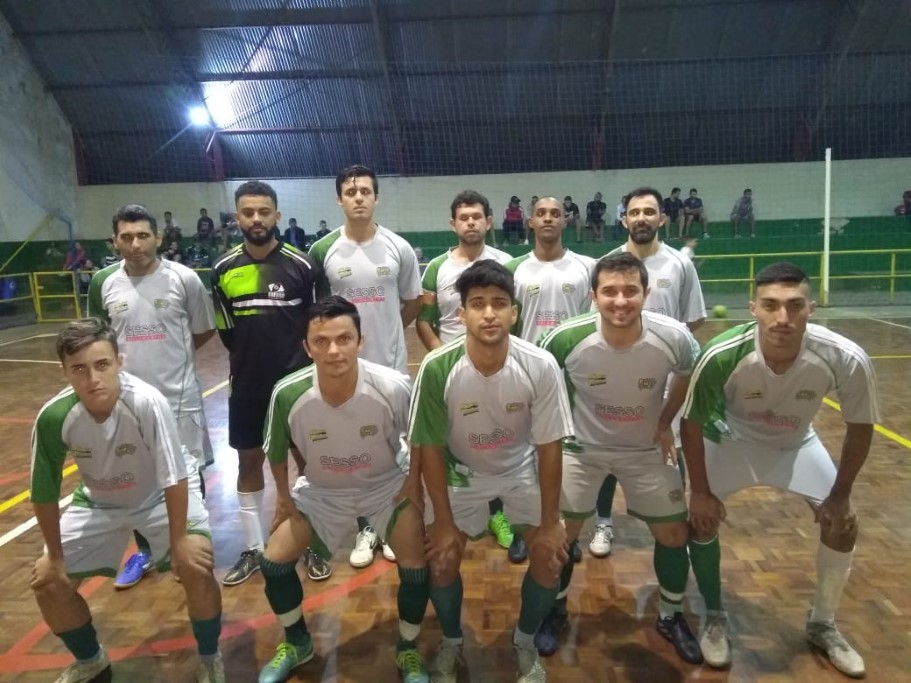 Resultados do Campeonato Regional de Futsal