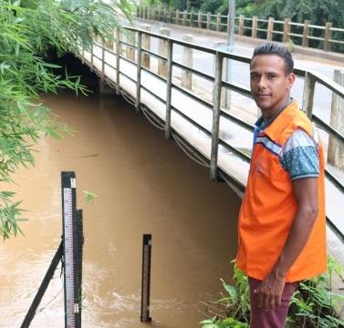 Boletim – Nível do Rio Capivari