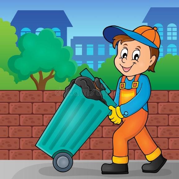 Comunicado novo horário da coleta de lixo aos sábados
