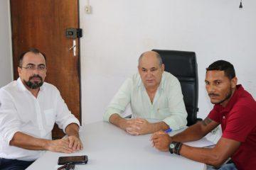 Prefeito Carlão se reúne com CPFL por constantes quedas de energia em Rafard