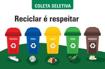 Comunicado Coleta de Reciclagem 04/02