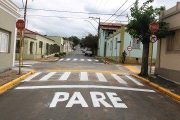 DITRAN reforça sinalização de trânsito na cidade