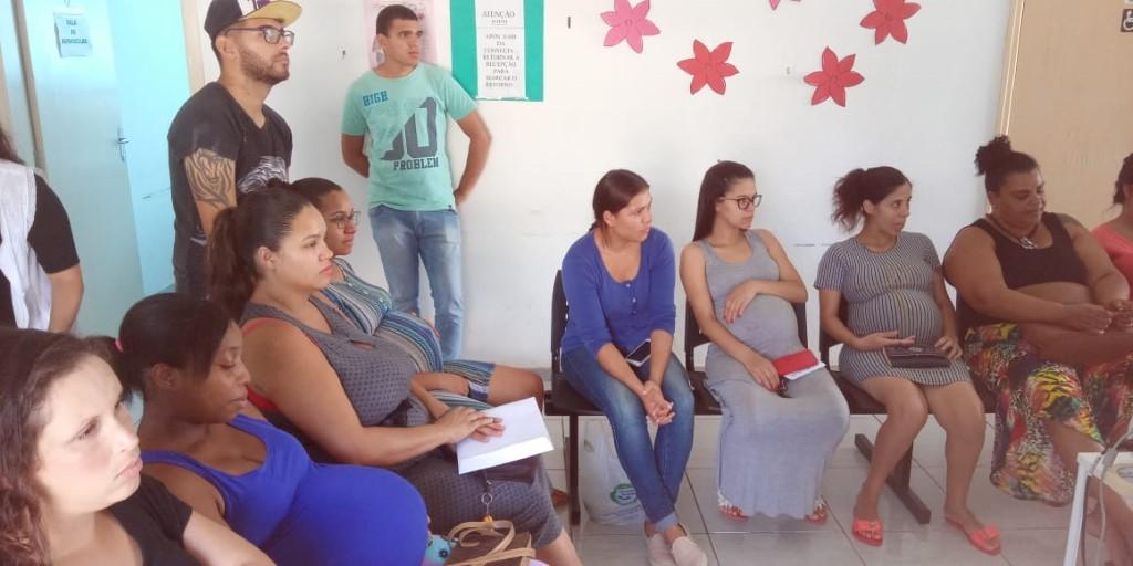 PACS tem palestra para planejamento familiar