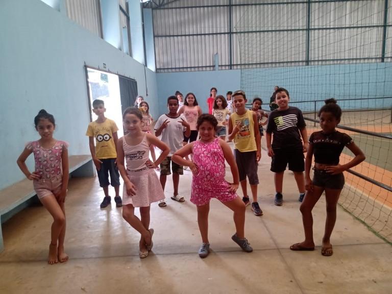 Rafard retoma projeto com aulas gratuitas de Dança