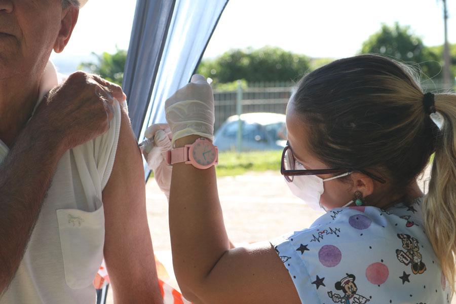 VISA divulga novas datas de vacinação contra H1N1