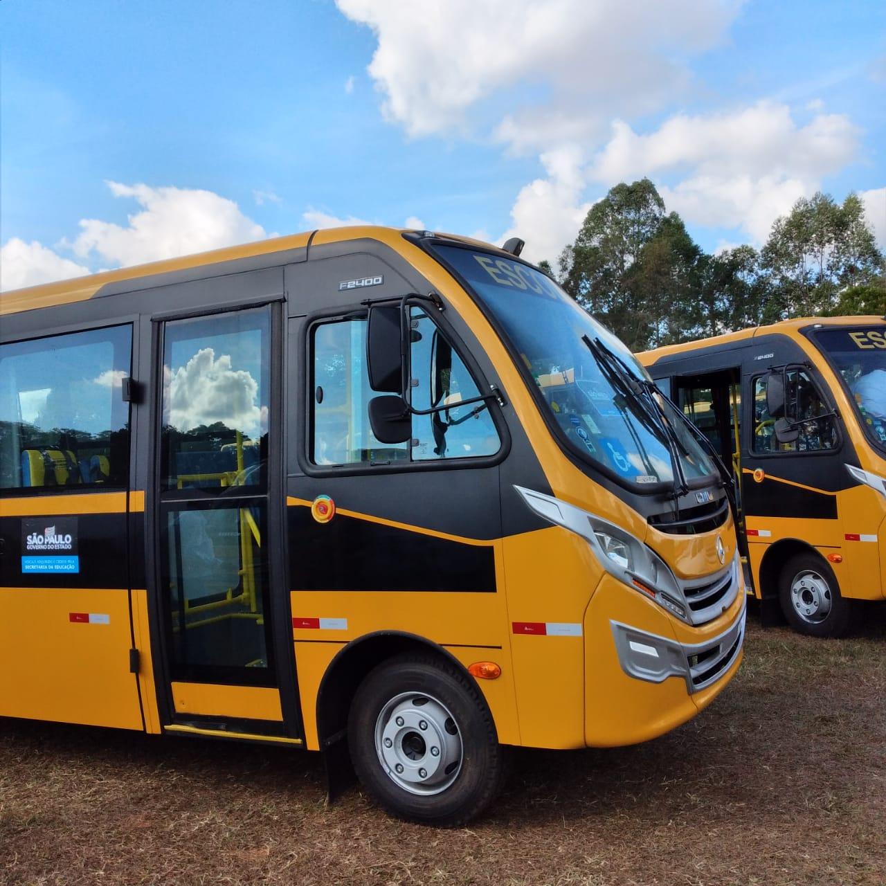 Prefeito de Rafard conquista ônibus para Educação