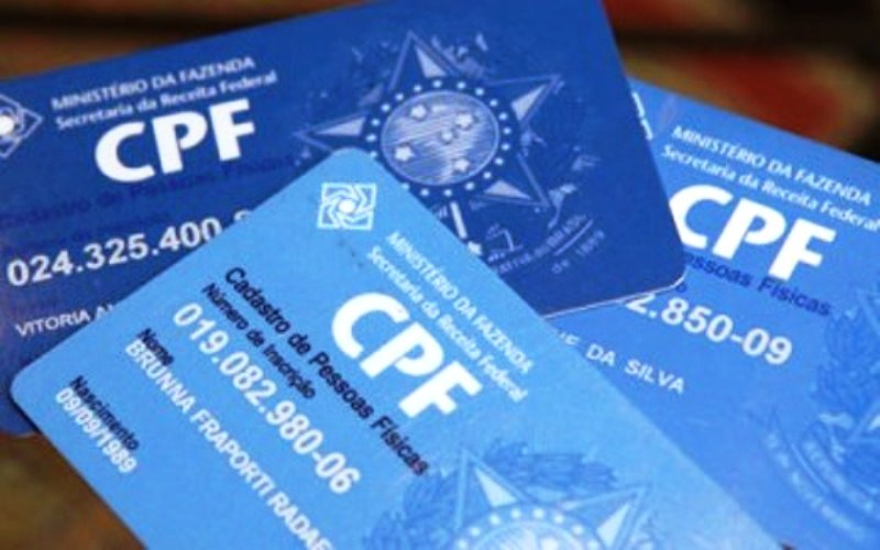 Entenda como tirar o CPF via internet