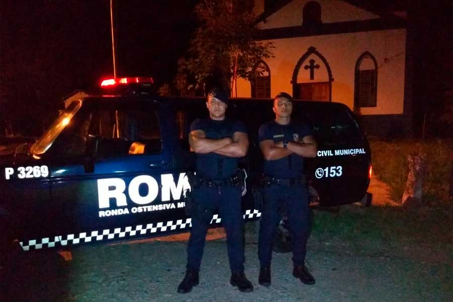 Guarda Civil Municipal implanta patrulhamento rural