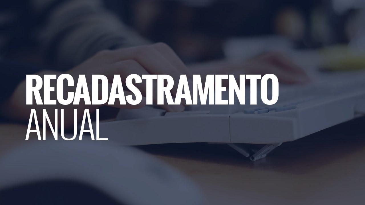 Prefeitura anuncia recadastramento para isenção de IPTU e Água